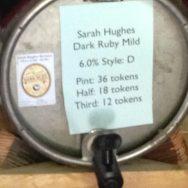 Dark Ruby Mild - Sarah Hughes Brewery