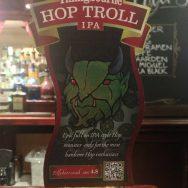 Hop Troll IPA - Tillingbourne Brewery