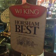 Horsham Best – WJ King Brewery