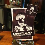Lambeth Walk – By The Horns Brewing Co