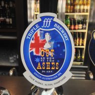 Out Of The Ashes - Triple fff Brewery