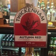 Autumn Red – Twickenham Fine Ales