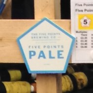 Pale - Five Points Brewery