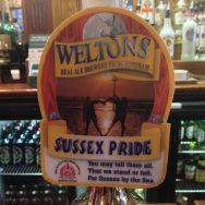 Sussex Pride - Weltons Brewery