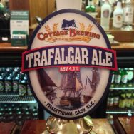 Trafalgar Ale – Cottage Brewing