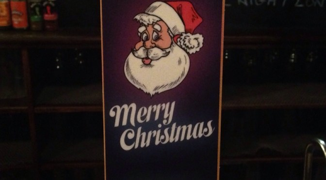 Merry Christmas - Dorking Brewery