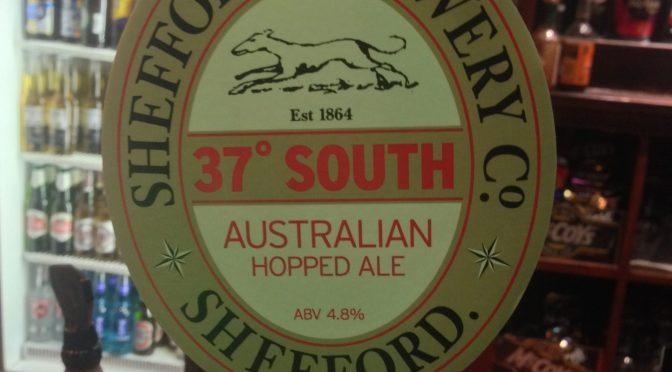 37° South – B & T Shefford Brewery