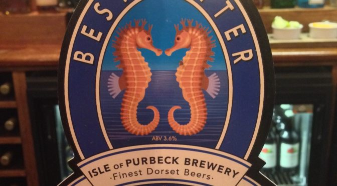 Best Bitter - Isle of Purbeck Brewery