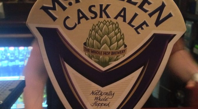 Cask Ale - McMullen Brewery
