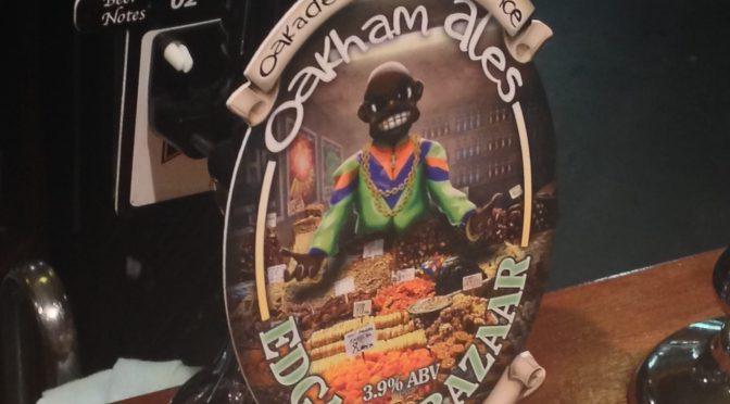 Edgar's Bazaar - Oakham Ales