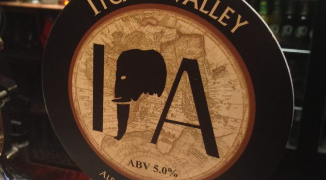 IPA - Itchen Valley Brewery