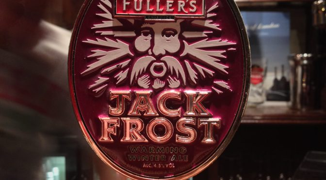 Jack Frost – Fuller's Brewery