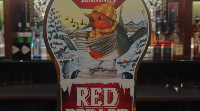 Jennings Red Breast – Marston Brewery