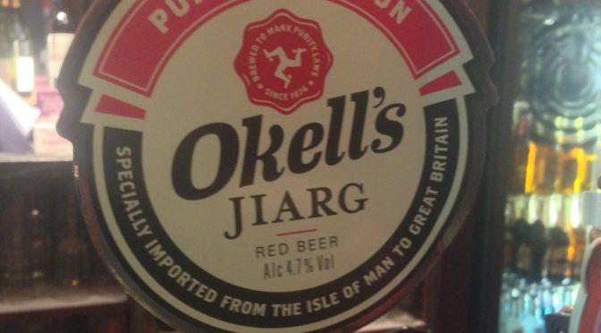 Jiarg - Okells Brewery