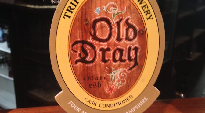Old Dray - Triple fff Brewery