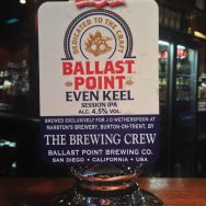 Point Even Keel - Ballast (Marstons) Brewery