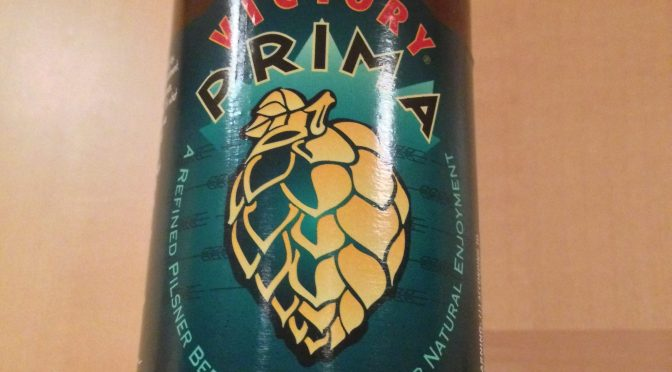 Prima Pils – Victory Brewing Co