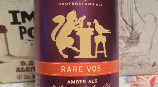 Rare VOS - Ommegang Brewery