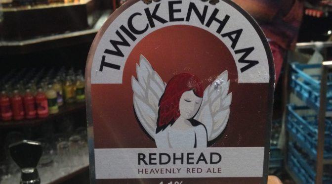 Redhead - Twickenham Fine Ales