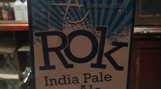 Rok India Pale Ale – Traditional Scottish Ales