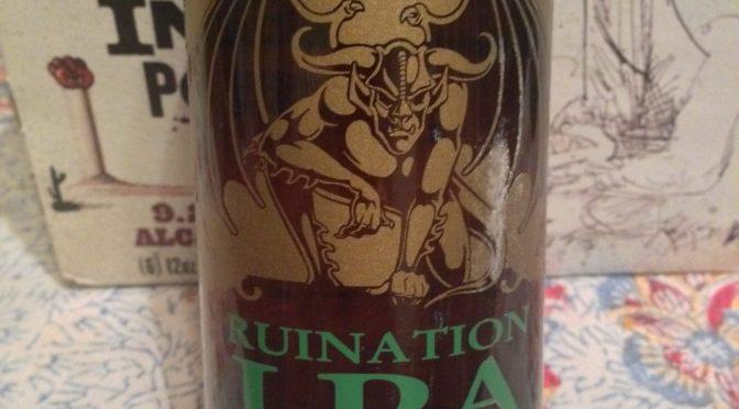 Ruination IPA – Stone Brewery