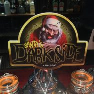 Santa's Dark Side - Naylor's Brewery