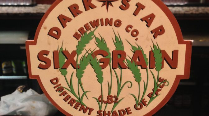 Six Grain - Dark Star Brewery