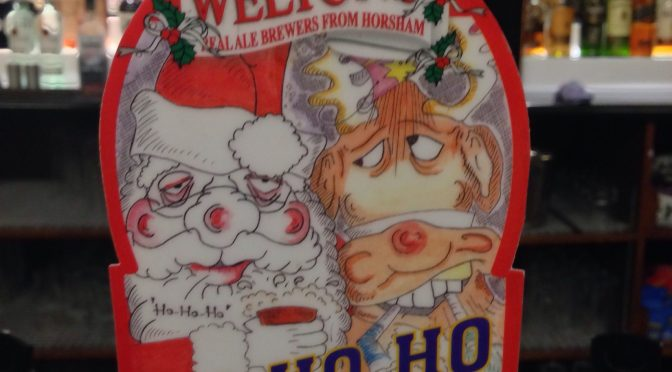Ho Ho Ho - Weltons Brewery