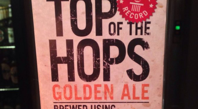 Top of the Hops - The Great Yorkshire Brewery
