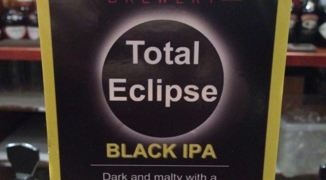 Total Eclipse Black IPA - Binghams Brewery