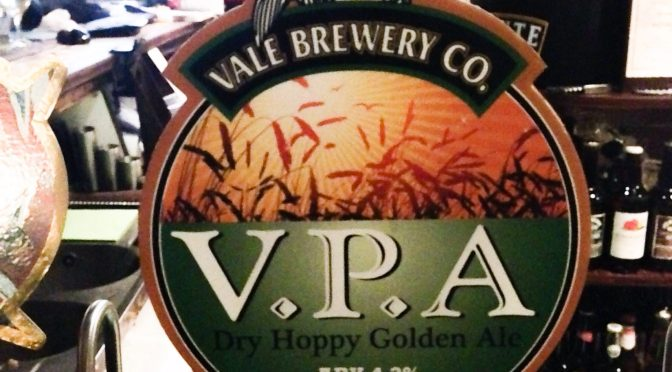 V.P.A. - Vale Brewery Co.