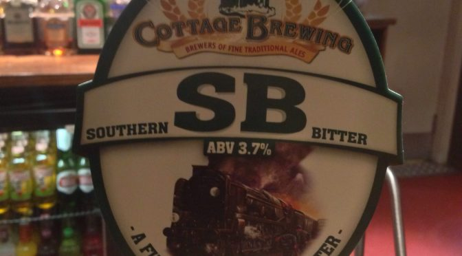 Southern Bitter (SB) - Cottage Brewing