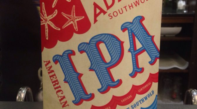 American IPA - Adnams Brewery