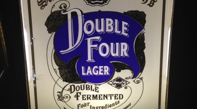 Double Four Lager - Samuel Smith's Brewery