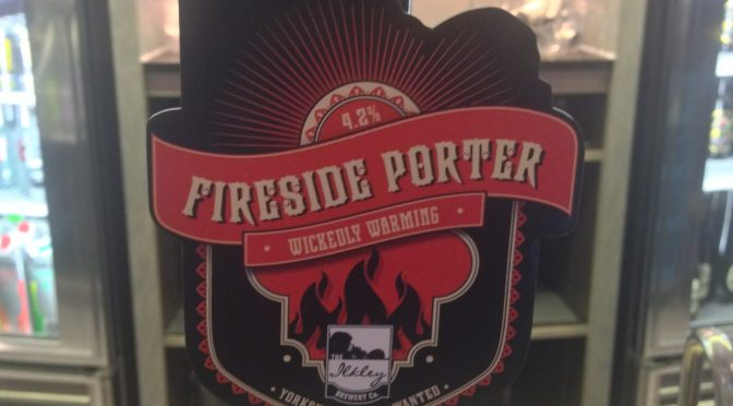 Fireside Porter - Ilkley Brewery