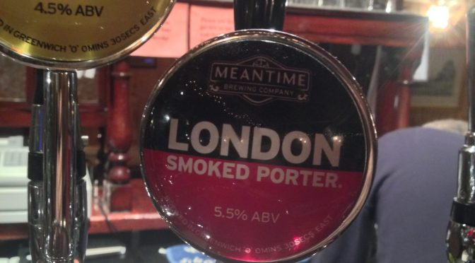 London Smoked Porter – Meantime Brewery