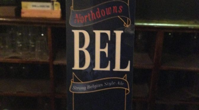 Northdowns Bel - Dorking Brewery