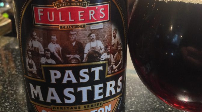 Old Burton Extra Past Masters - Fuller's Brewery