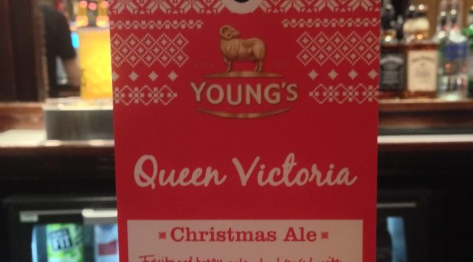 Queen Victoria - Young's Brewery