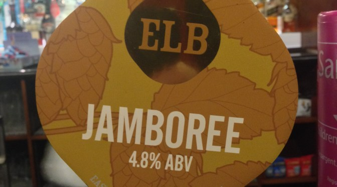 Jamboree - East London (ELB) Brewery