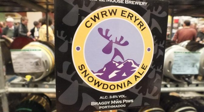Snowdonia Ale - Purple Moose