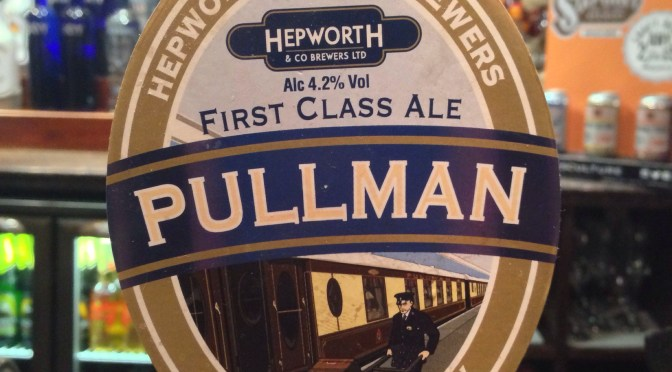 Pullman – Hepworth & Co Brewers