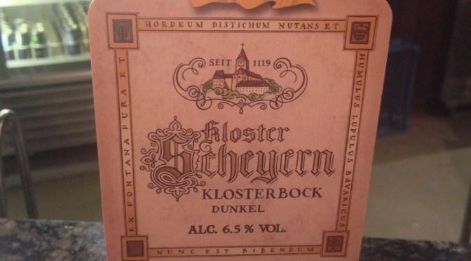 Kloster Bock – Klosterbrauerei Scheyern (Wadworth)
