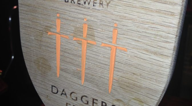 Daggers Edge - Three Daggers Brewery