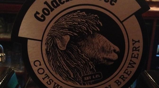 Golden Fleece - Cotswold Lion Brewery