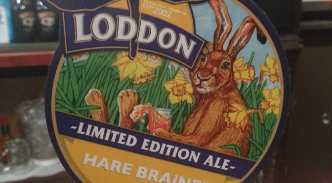 Hare Brained - Loddon Brewery