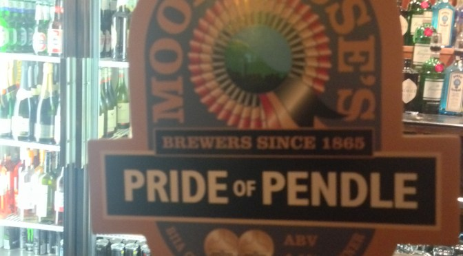 Pride of Pendle – Moorhouse's Brewery