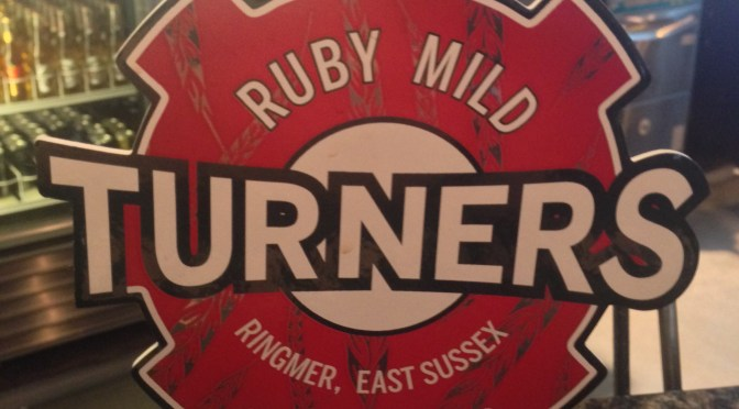 Ruby Mild - Turners Brewery