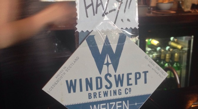Weizen – Windswept Brewing Co