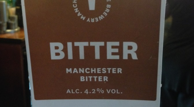 Manchester Bitter – Marble Beers Ltd